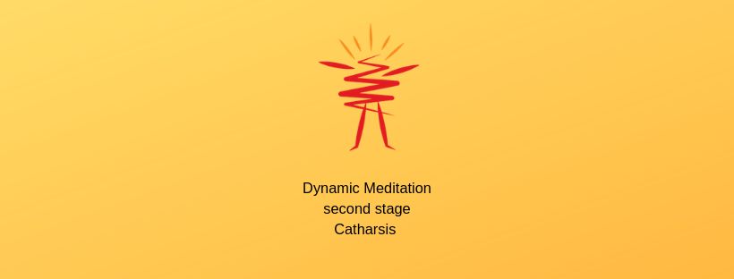 Catharsis – the second stage of dynamic meditation