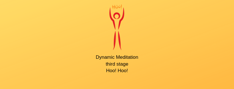 Dynamic Meditation – 3rd Stage – Hoo