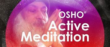 Osho active meditations offered in Boulder for 25 years!  Here Now!