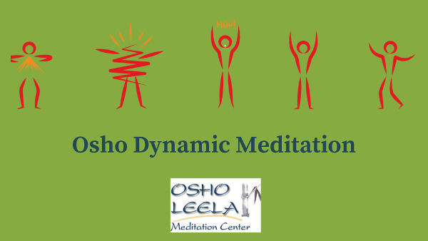 Osho's Dynamic Meditation Mt. Abu