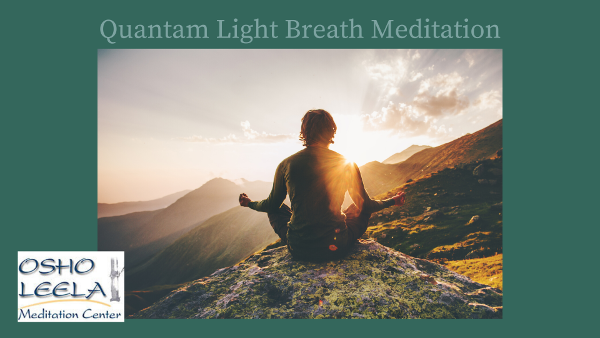 quantum light breath meditation